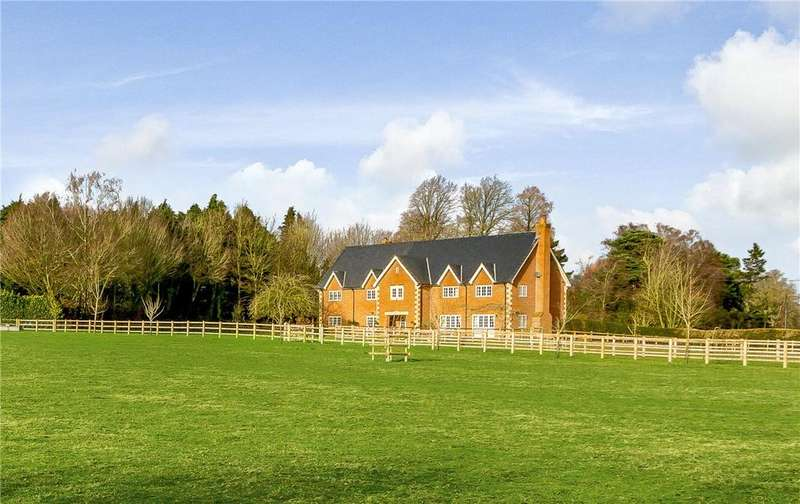 5 Bedrooms Detached House for sale in Upper Seagry, Chippenham, Wiltshire, SN15