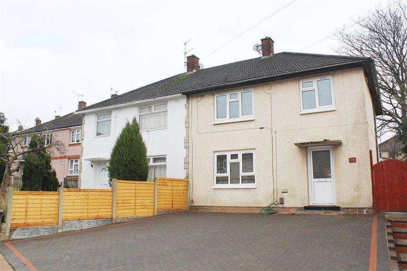 3 Bedrooms Semi Detached House for rent in Merlin Road, Scunthorpe