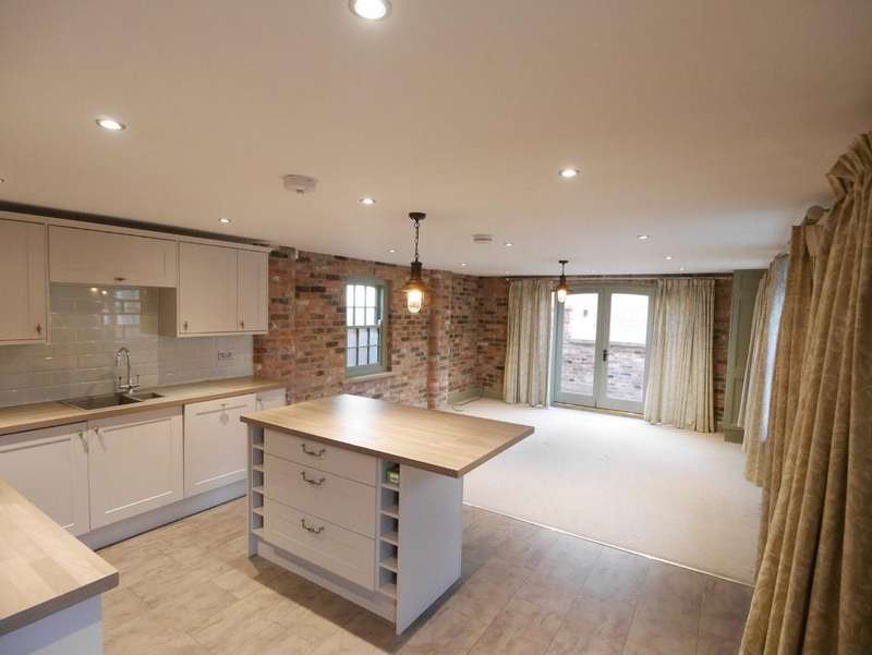 1 Bedroom Detached House for rent in The Old Smithy Laxton