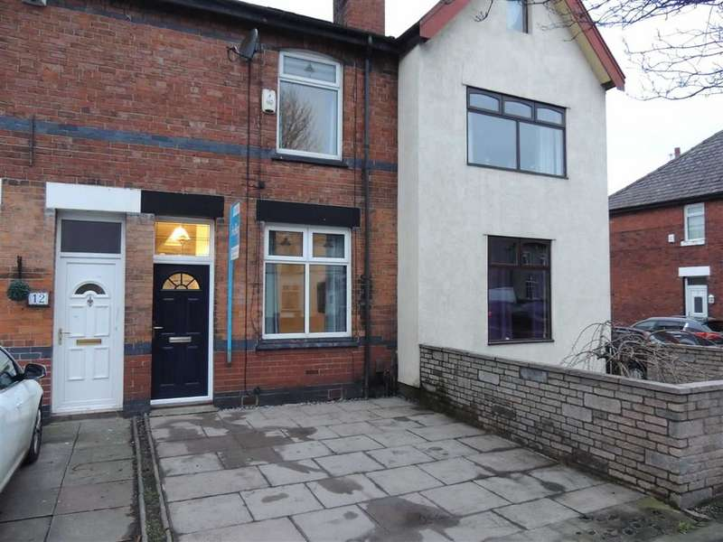2 Bedrooms Terraced House for sale in Dialstone Lane, Offerton, Stockport