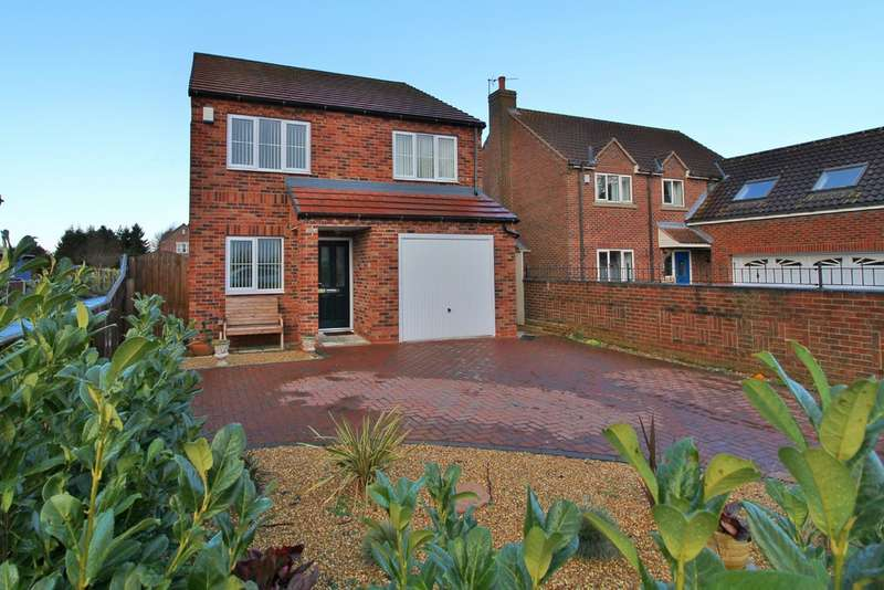 4 Bedrooms Detached House for sale in Station Road, Beckingham DN10