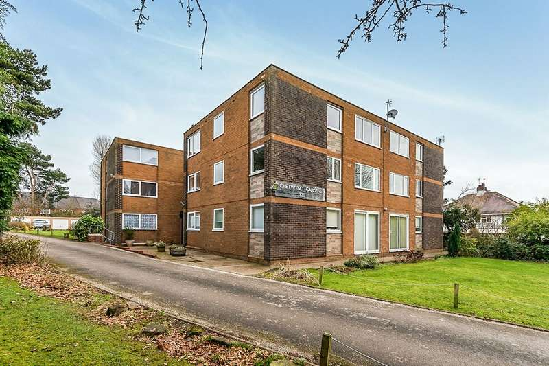 2 Bedrooms Flat for sale in Chetwynd Gardens Stafford Road, Cannock, WS11