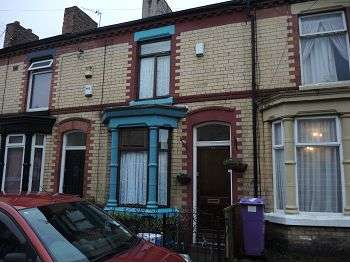 2 Bedrooms Terraced House for sale in Banner Street, Wavertree, Liverpool
