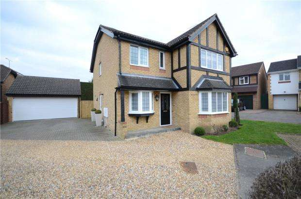 4 Bedrooms Detached House for sale in Aldridge Park, Winkfield Row