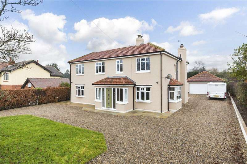 6 Bedrooms Detached House for sale in Bridgland Avenue, Menston, Ilkley, West Yorkshire