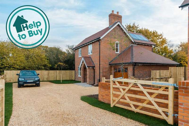 4 Bedrooms Detached House for sale in Upham, Torbay Farm, Upham, Hampshire