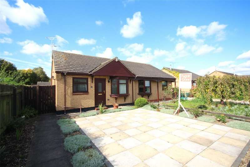 2 Bedrooms Semi Detached Bungalow for sale in St Catherines Court, Lincoln, LN5