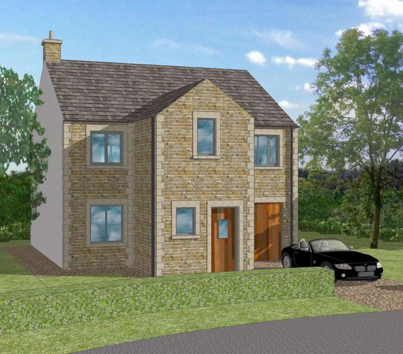 3 Bedrooms Detached House for sale in PLOT 9 - The Meadows, Hornby, Lancashire, LA2 8JP