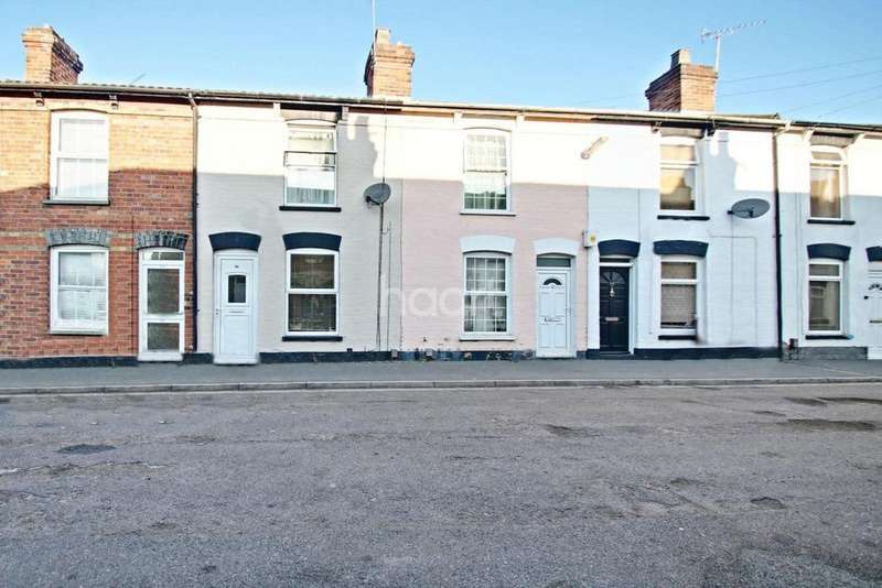 2 Bedrooms Terraced House for sale in Stanley Place, Lincoln