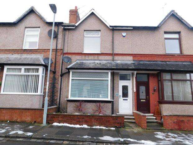 2 Bedrooms Terraced House for sale in OAK TERRACE, BISHOP AUCKLAND, BISHOP AUCKLAND