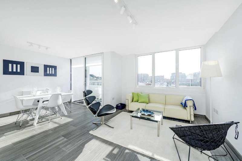 3 Bedrooms Flat for sale in Notting Hill Gate, Notting Hill