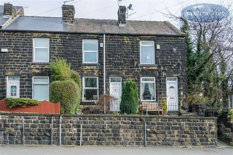 2 Bedrooms Terraced House for sale in Fox Hill Road, Fox Hill, Sheffield, S6