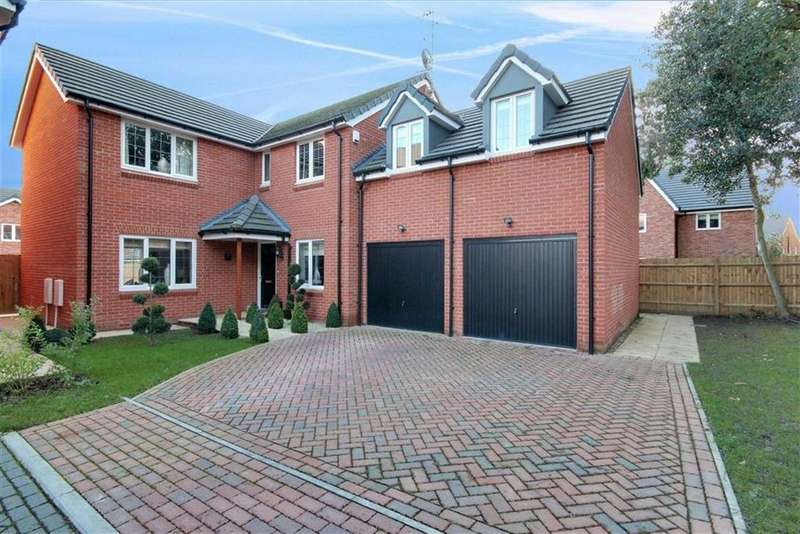 4 Bedrooms Detached House for sale in Rounton Close, Watford, Hertfordshire