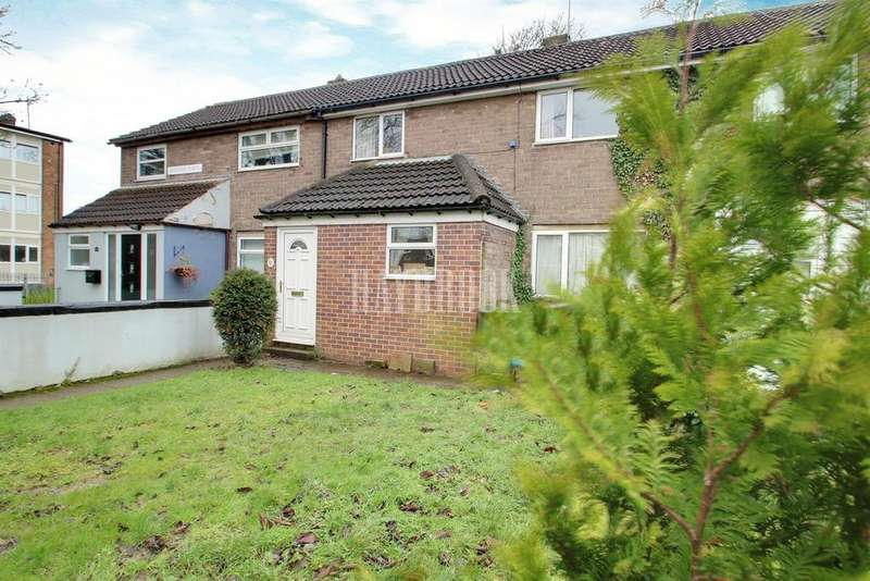 3 Bedrooms Terraced House for sale in Landseer Place, Gleadless Valley