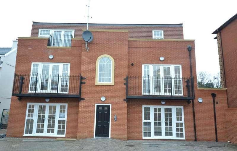 1 Bedroom Ground Flat for sale in Apartment 2 Garland Court, Sun Street, Billericay, Essex, CM12