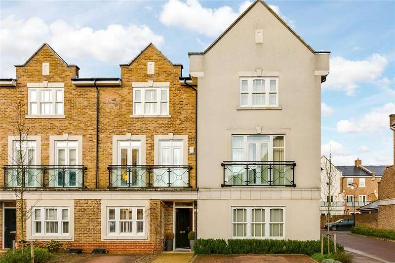 5 Bedrooms Terraced House for sale in Holford Way, London