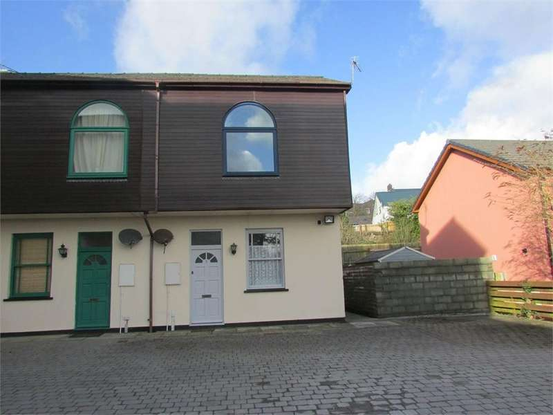 1 Bedroom End Of Terrace House for sale in 3 Town Houses, Castle Mews, Market Street, NARBERTH, Pembrokeshire