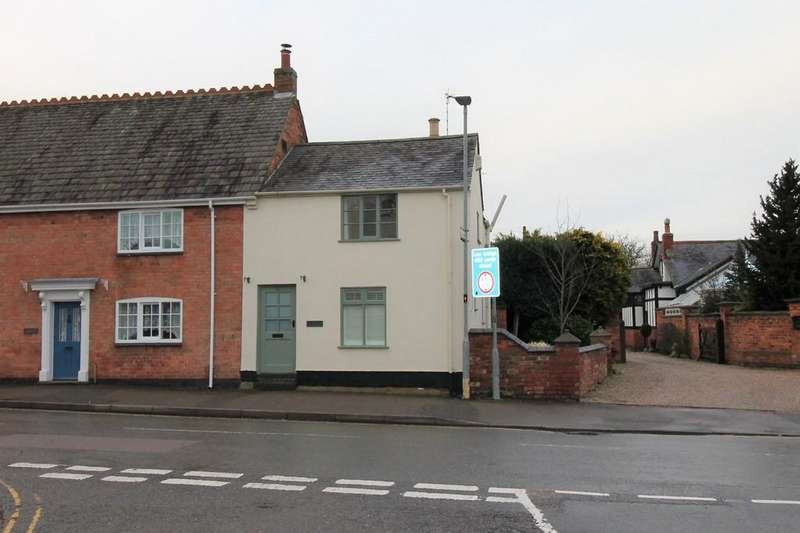 2 Bedrooms Cottage House for sale in High Street, Kibworth Beauchamp