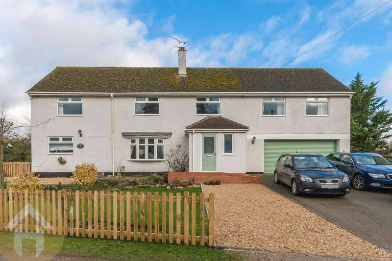 6 Bedrooms Detached House for sale in Uffcott, Wiltshire SN4