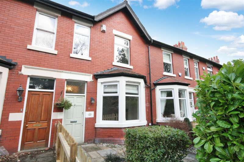 4 Bedrooms Terraced House for sale in Brook Road, Lytham