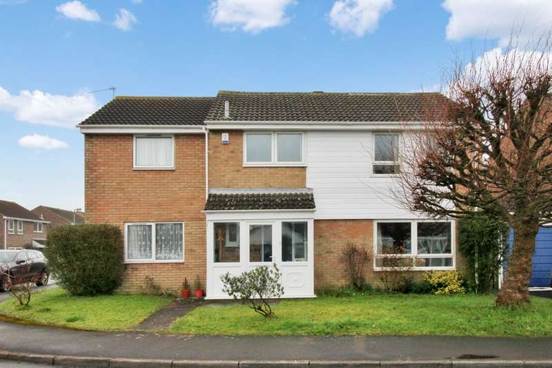4 Bedrooms Detached House for sale in Tower Road, Portishead, Bristol, BS20