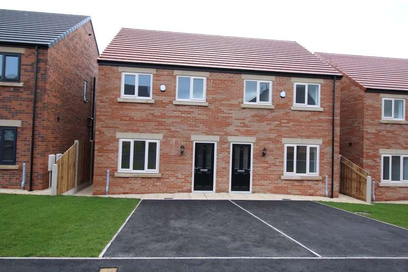 3 Bedrooms Semi Detached House for sale in The Garth, Whitby, YO21