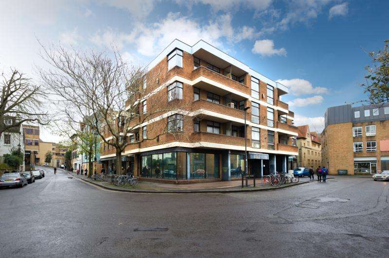 1 Bedroom Apartment Flat for sale in Staincross House, Albion Place, Oxford, Oxfordshire