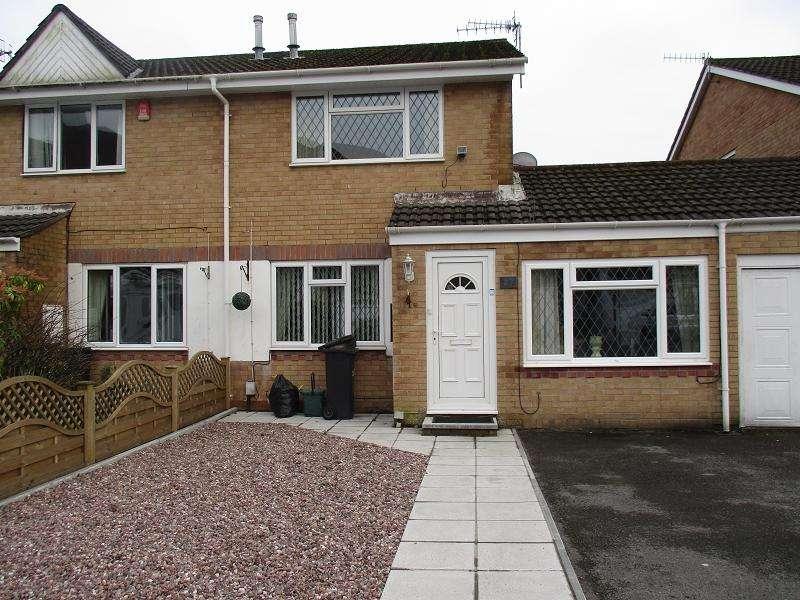 2 Bedrooms Semi Detached House for sale in Gwaun Afan , Cwmavon, Port Talbot, Neath Port Talbot.