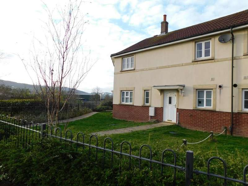 2 Bedrooms Terraced House for rent in Rope Walk, Trinity Way