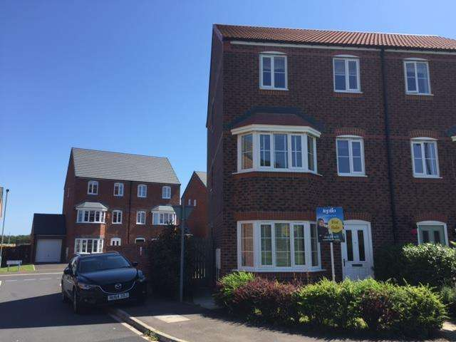3 Bedrooms House for sale in Oval View, Middlesbrough