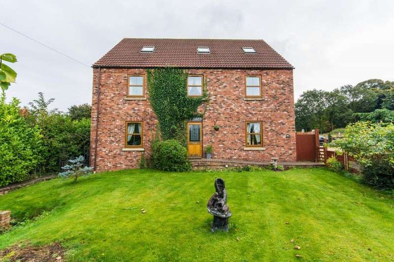 4 Bedrooms Detached House for sale in Monson Road, Northorpe, Gainsborough, Lincolnshire, DN21
