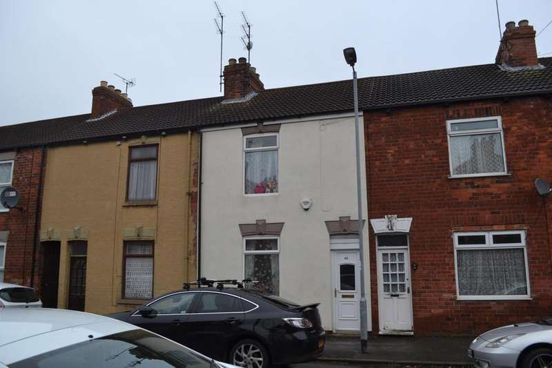 2 Bedrooms Terraced House for sale in Sharp Street, Hull, East Riding Of Yorkshire, HU5