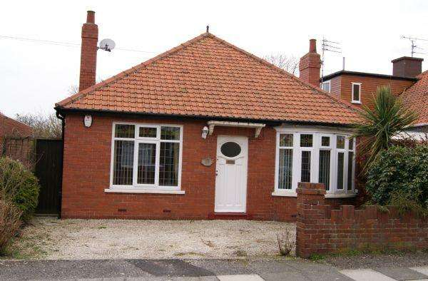 2 Bedrooms Detached Bungalow for rent in Newlands Road, Blyth