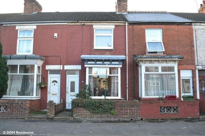 3 Bedrooms Terraced House for sale in Buckingham Street, Scunthorpe, North Lincolnshire, DN15
