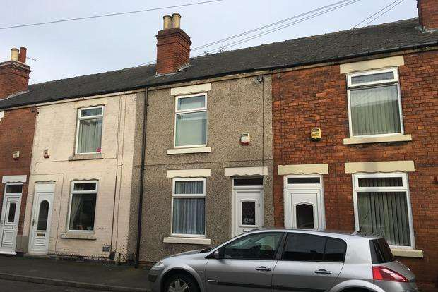 2 Bedrooms Terraced House for sale in Titchfield Street, Mansfield, NG19