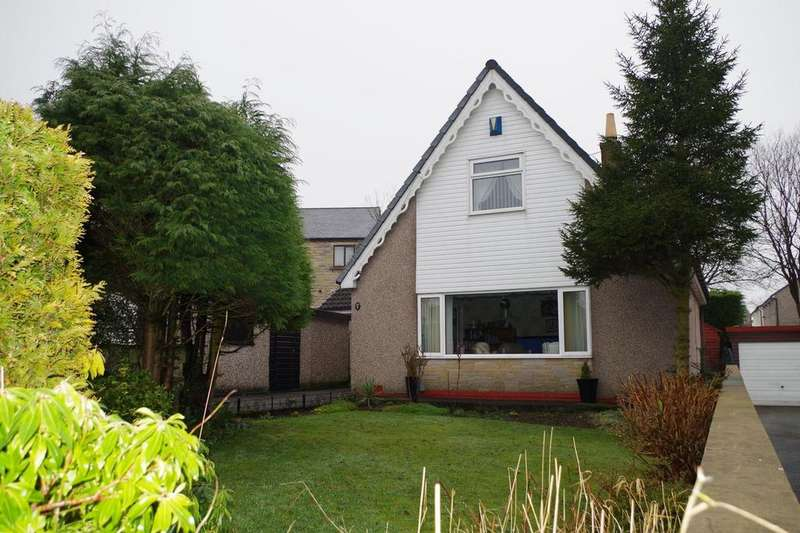 3 Bedrooms Detached House for sale in Eastwood Grove, Bradshaw, Halifax HX2