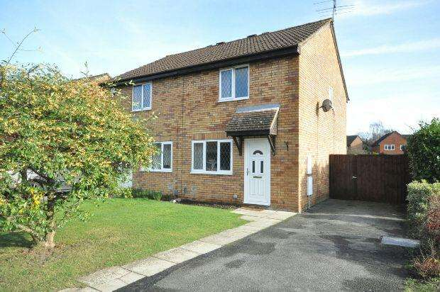 3 Bedrooms Semi Detached House for sale in Laburnum Road, Winnersh, Wokingham,