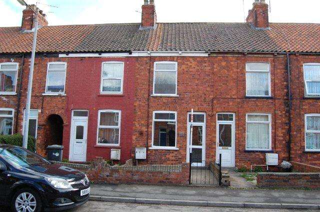 2 Bedrooms Terraced House for rent in Pasture Road, Barton Upon Humber, North Lincolnshire, DN18