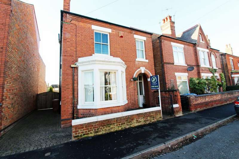 5 Bedrooms Detached House for sale in Trowell Grove, Long Eaton