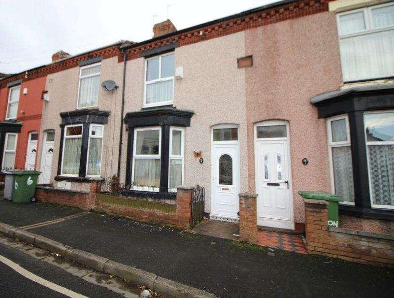 2 Bedrooms Terraced House for sale in Eldon Road, Birkenhead