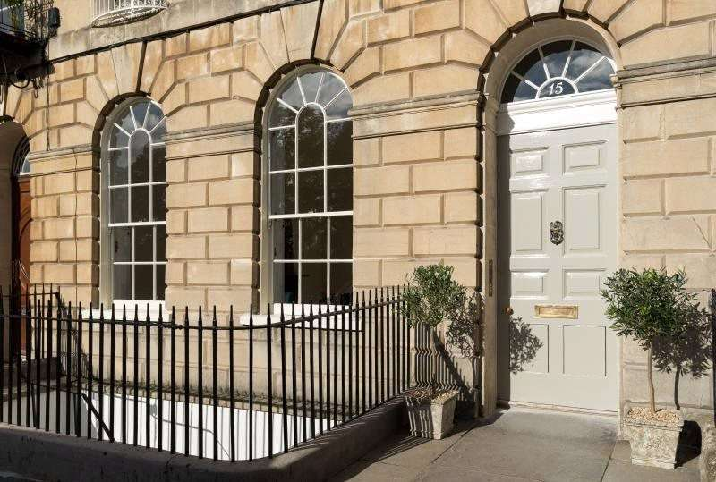 3 Bedrooms Maisonette Flat for sale in Marlborough Buildings, Bath, BA1