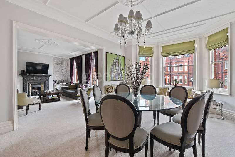 4 Bedrooms Flat for sale in Avenue Mansions, Finchley Road, London, NW3