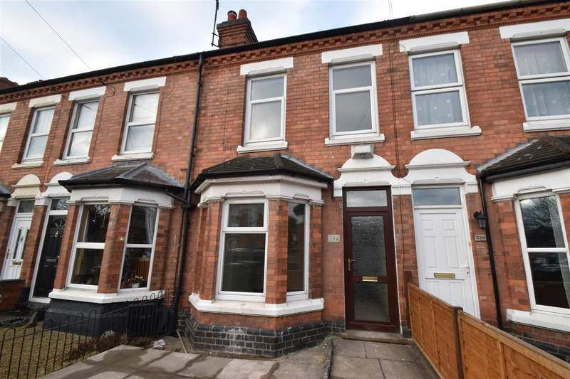 3 Bedrooms Terraced House for sale in Wylds Lane, Worcester