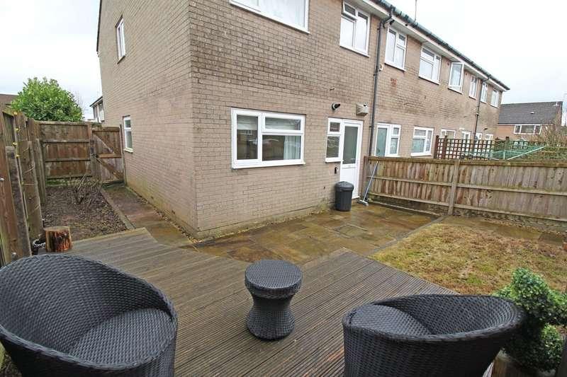 1 Bedroom Property for sale in Mathew Walk, Danescourt, Cardiff