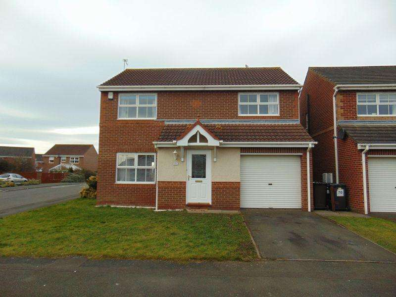 4 Bedrooms Detached House for sale in Holyfields, West Allotment, Newcastle Upon Tyne