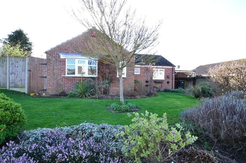 3 Bedrooms Detached Bungalow for sale in Owl Drive, Mulbarton