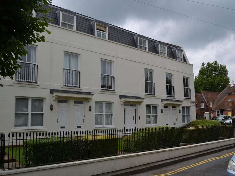 2 Bedrooms Apartment Flat for sale in Westerly Mews, St Dunstans Terrace, Canterbury CT2