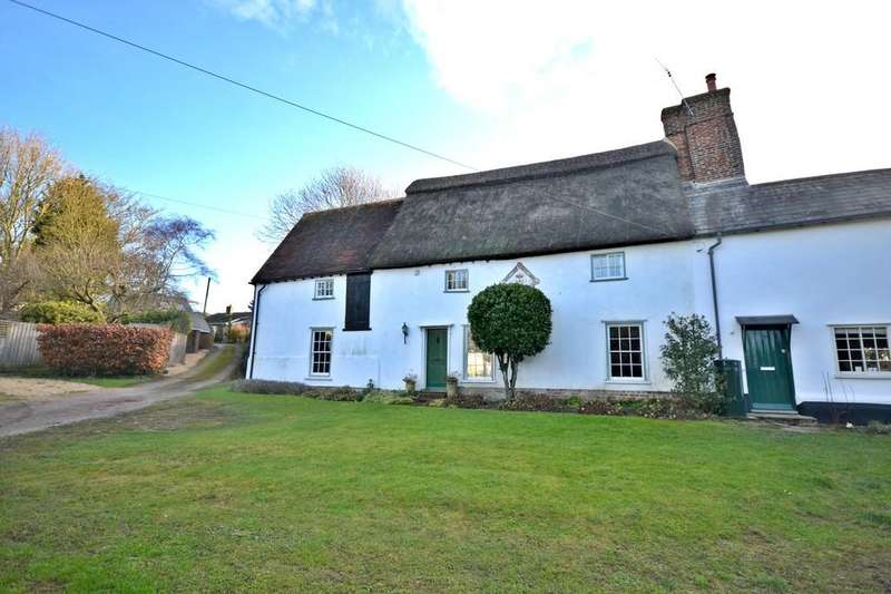 4 Bedrooms Semi Detached House for sale in The Maltings, 14 Maltings Lane, Great Chishill, Royston, Herts, SG8 8SW