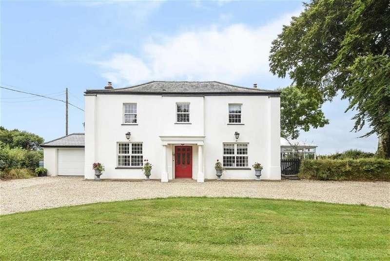 8 Bedrooms Detached House for sale in Ebberley, Torrington, Devon, EX38