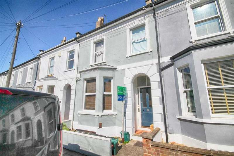 3 Bedrooms Terraced House for sale in Leighton Road, Fairview, Cheltenham, GL52